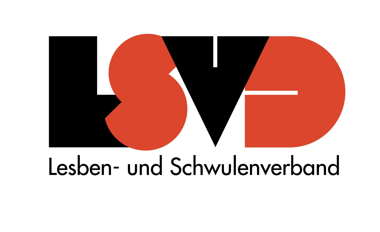 Logo des Lesben- und Schwuleverbandes