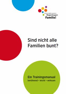 """Trainingsmanual """"Sind nicht alle Familien bunt?"""""""